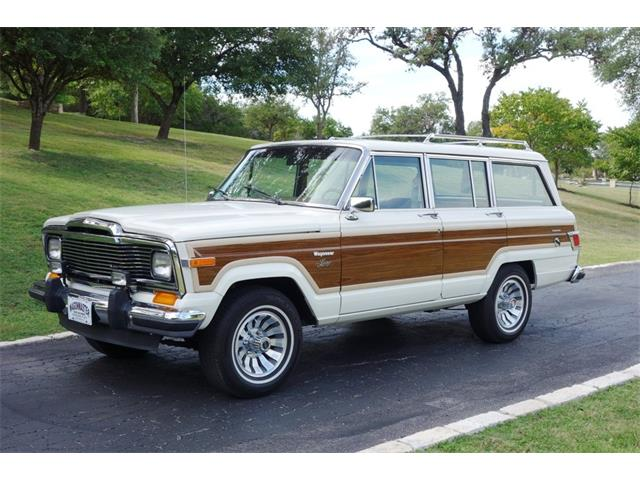 Picture of 1980 Wagoneer located in Kerrville Texas - $64,000.00 Offered by  - PD49