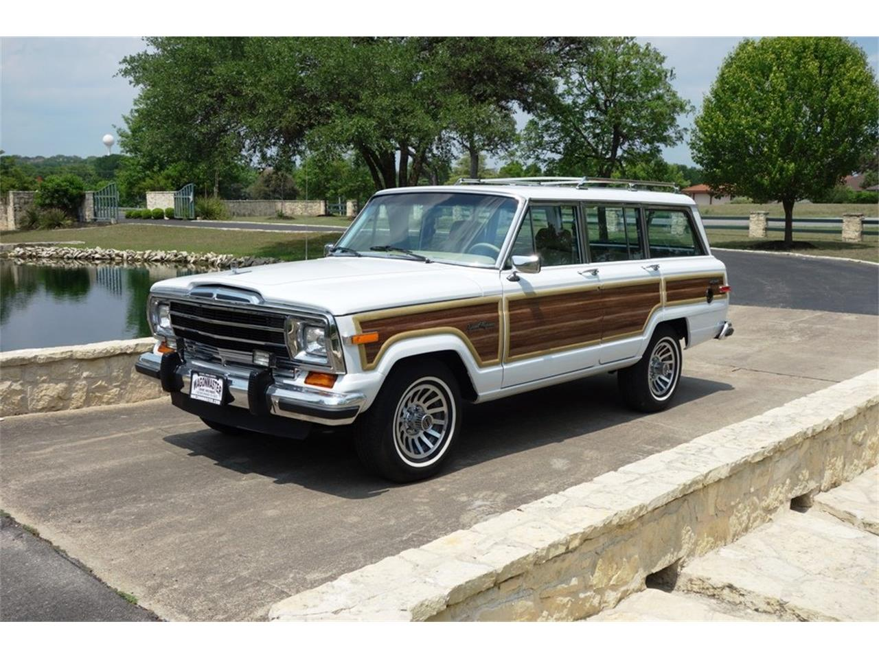 Jeep Grand Wagoneer For Sale >> 1989 Jeep Grand Wagoneer For Sale Classiccars Com Cc 1183402