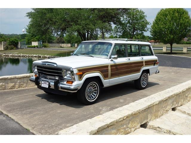 Picture of 1989 Jeep Grand Wagoneer located in Kerrville Texas - $59,000.00 Offered by  - PD4A