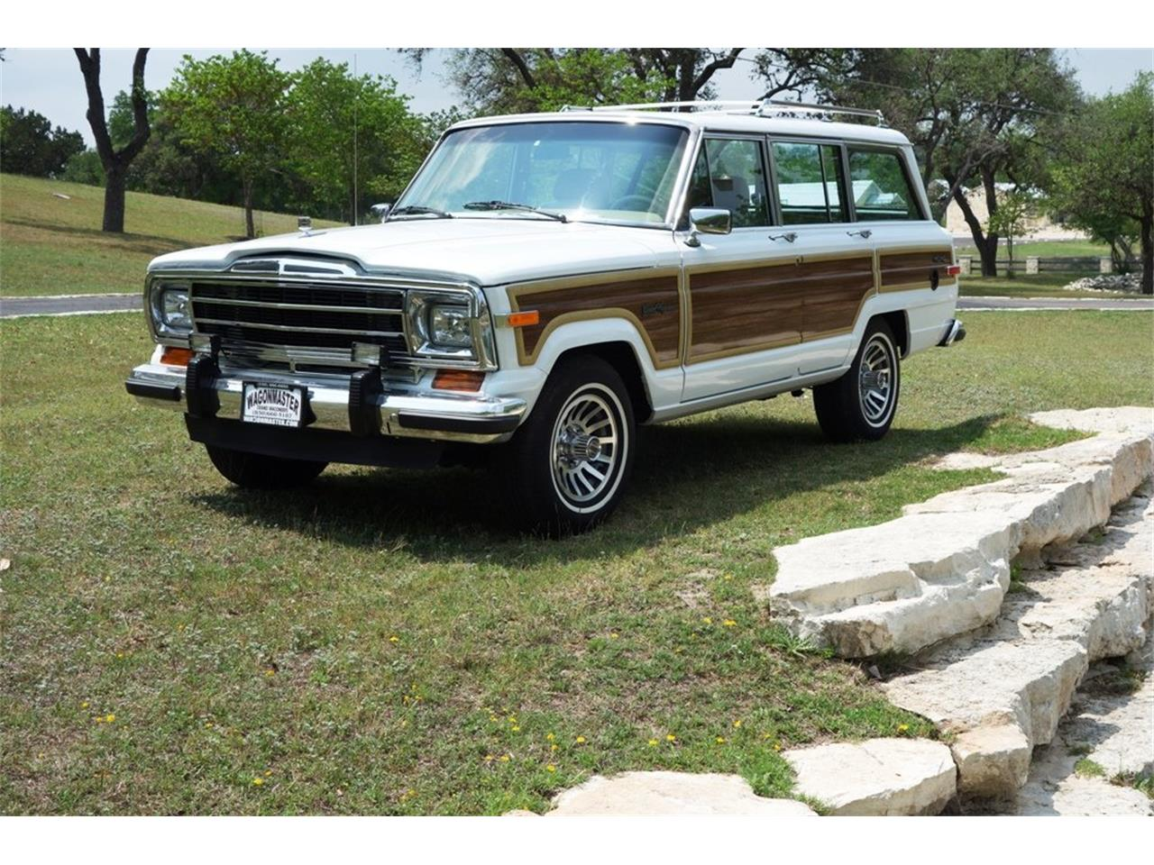 Large Picture of '89 Grand Wagoneer - PD4A