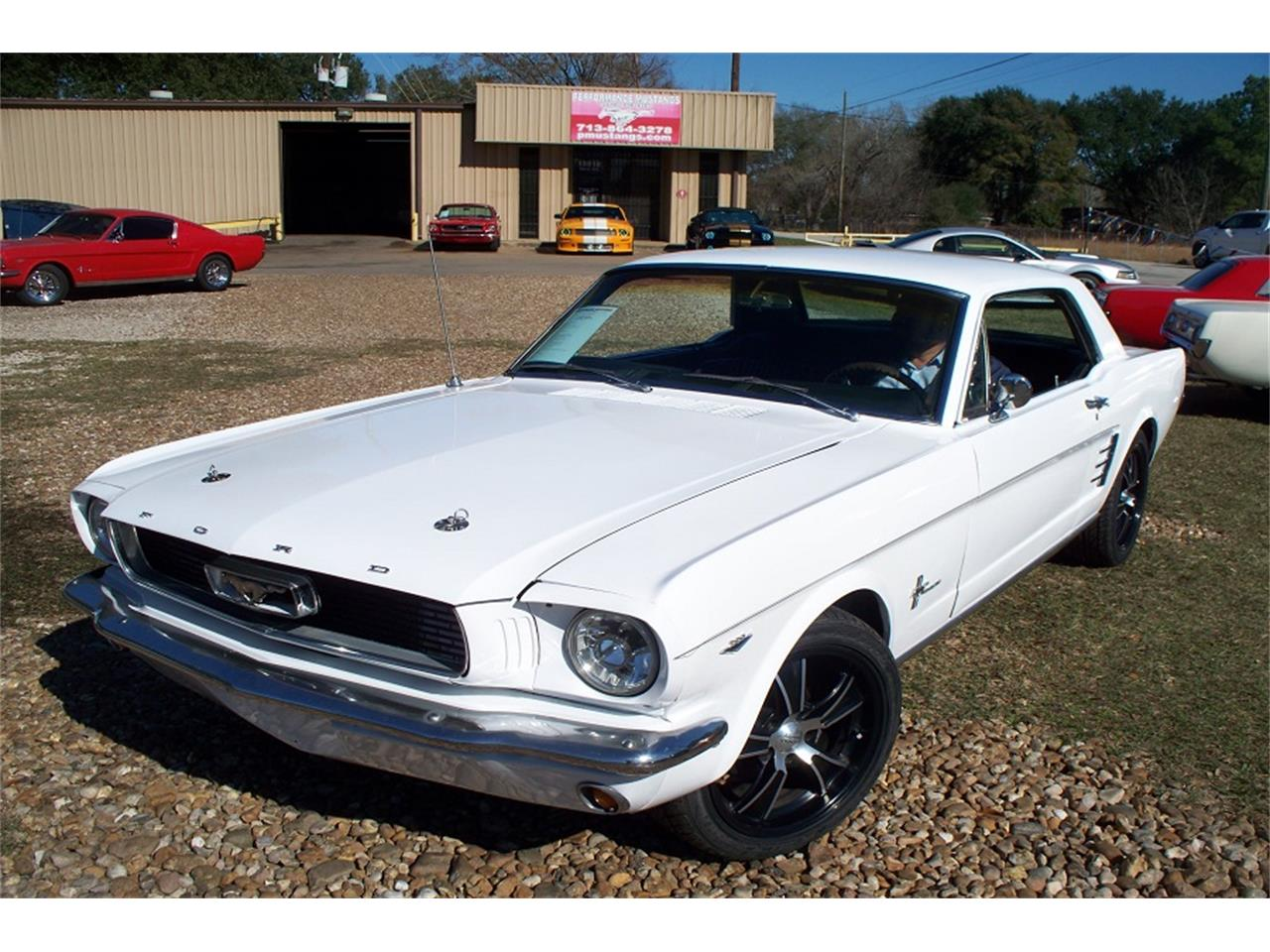 1966 Mustang Vin Location Wwwtopsimagescom
