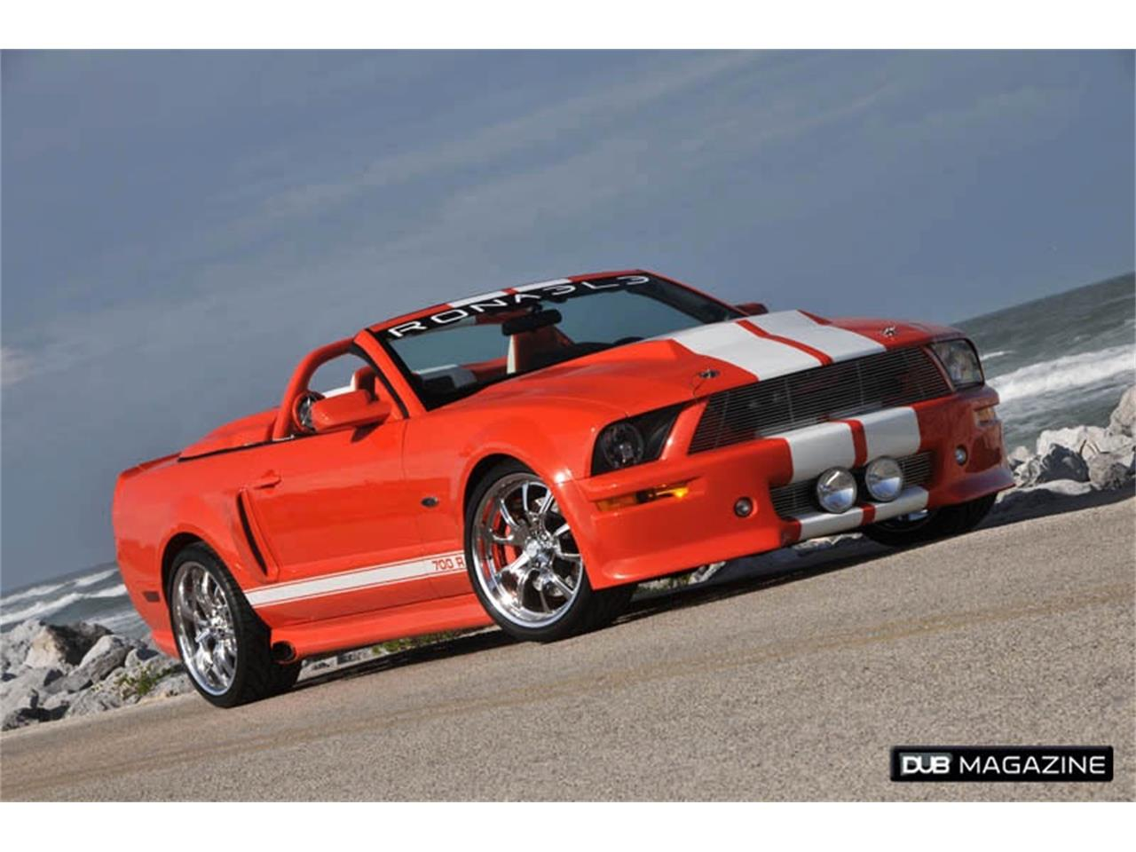 For Sale: 2007 Ford Mustang GT in Deltona, Florida