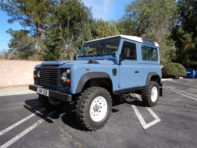 Picture of '91 Land Rover Defender - PD4V