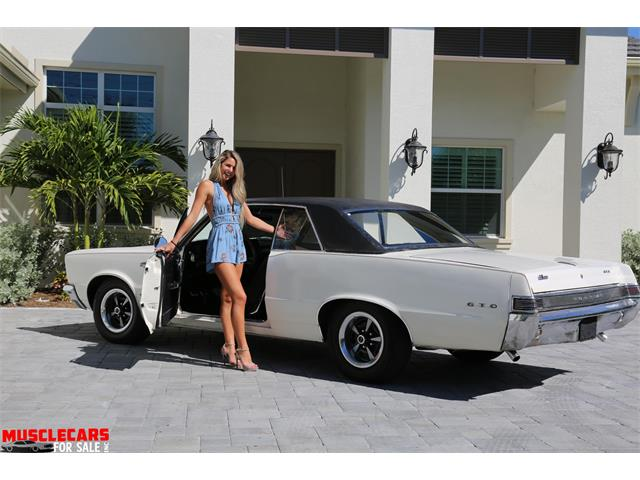 Picture of Classic '65 Pontiac GTO Offered by  - PARC