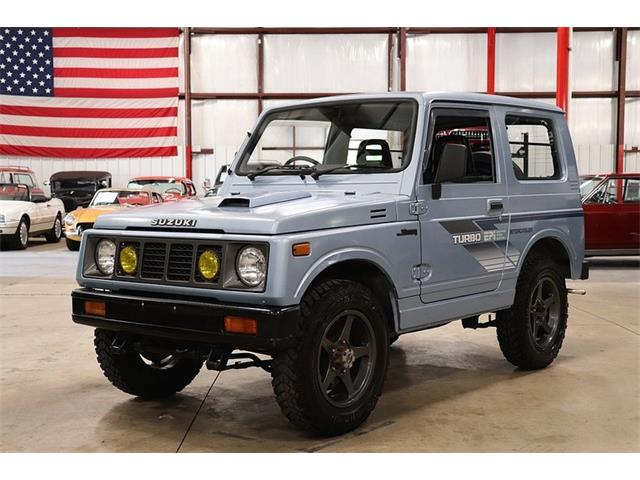 Picture of '88 Suzuki Samurai located in Kentwood Michigan - $8,900.00 - PD5K