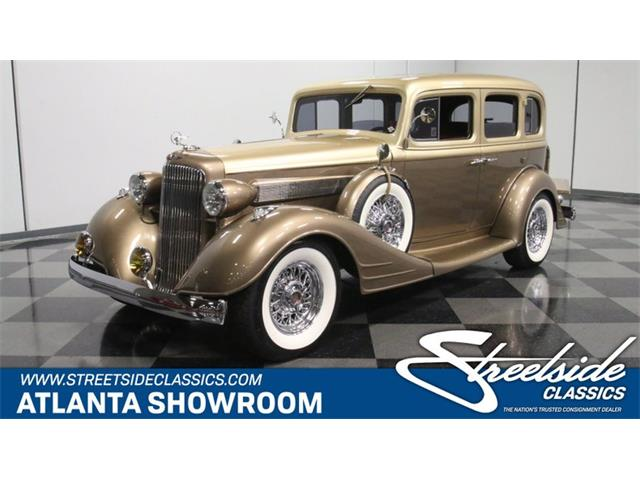 Picture of 1934 Sedan Offered by  - PD5O
