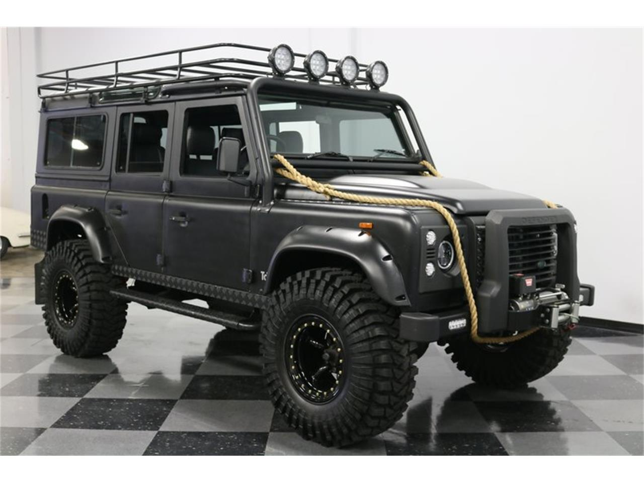 Large Picture of '91 Land Rover Defender Offered by Streetside Classics - Dallas / Fort Worth - PD5S