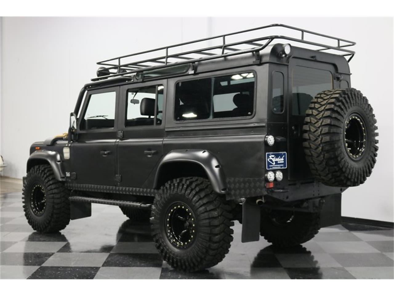 Large Picture of '91 Land Rover Defender located in Texas Offered by Streetside Classics - Dallas / Fort Worth - PD5S