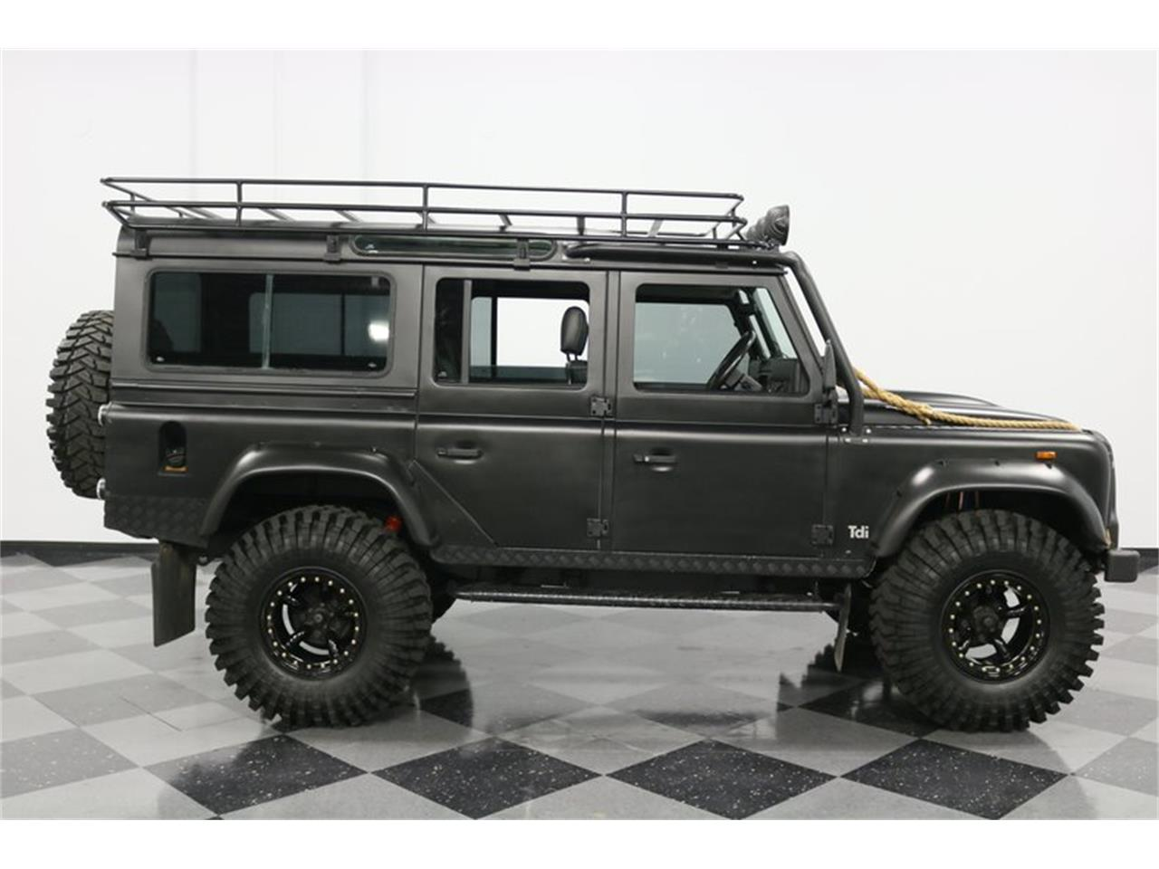 Large Picture of '91 Land Rover Defender - $114,995.00 Offered by Streetside Classics - Dallas / Fort Worth - PD5S