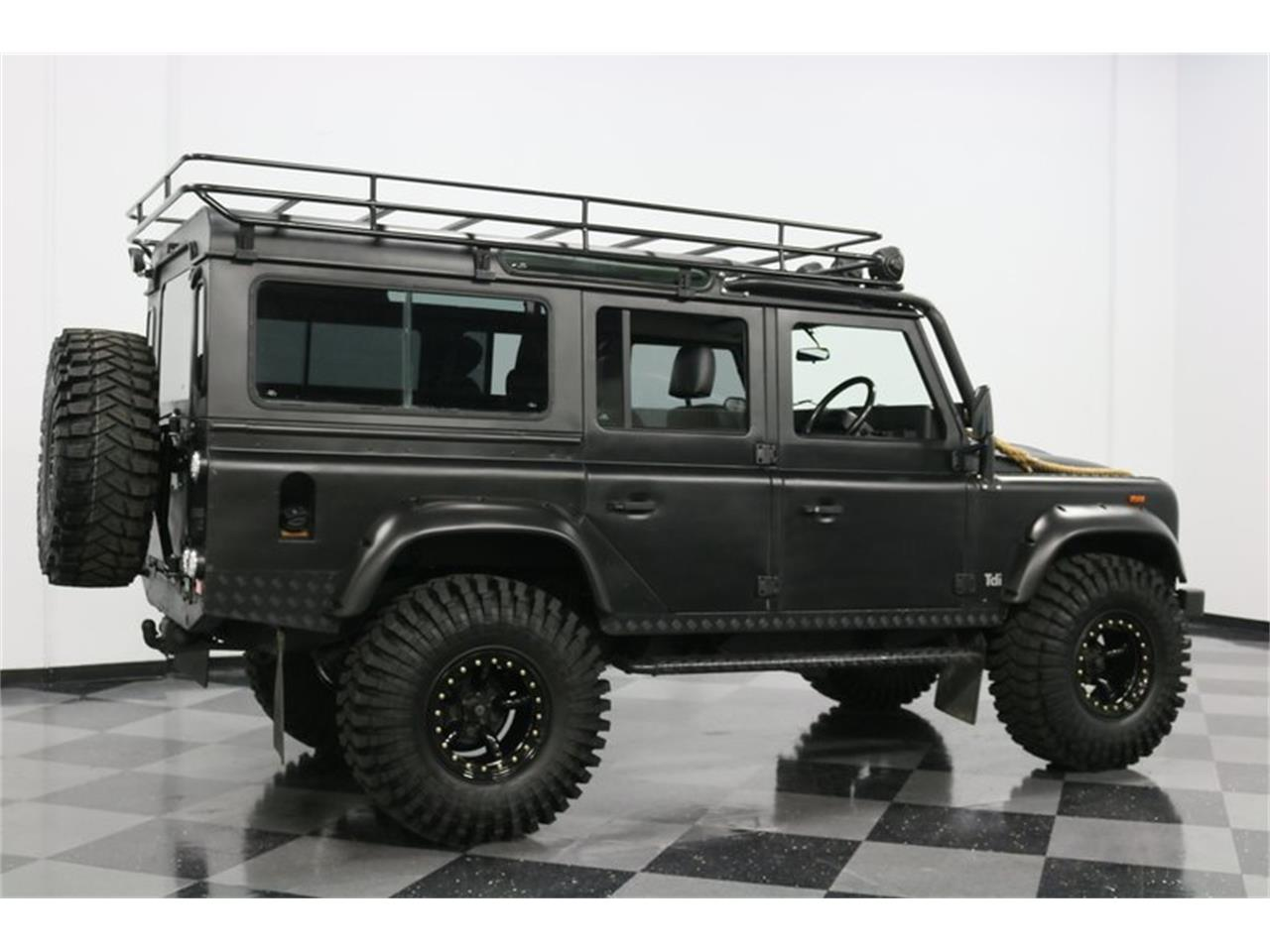Large Picture of '91 Land Rover Defender located in Texas - $114,995.00 Offered by Streetside Classics - Dallas / Fort Worth - PD5S