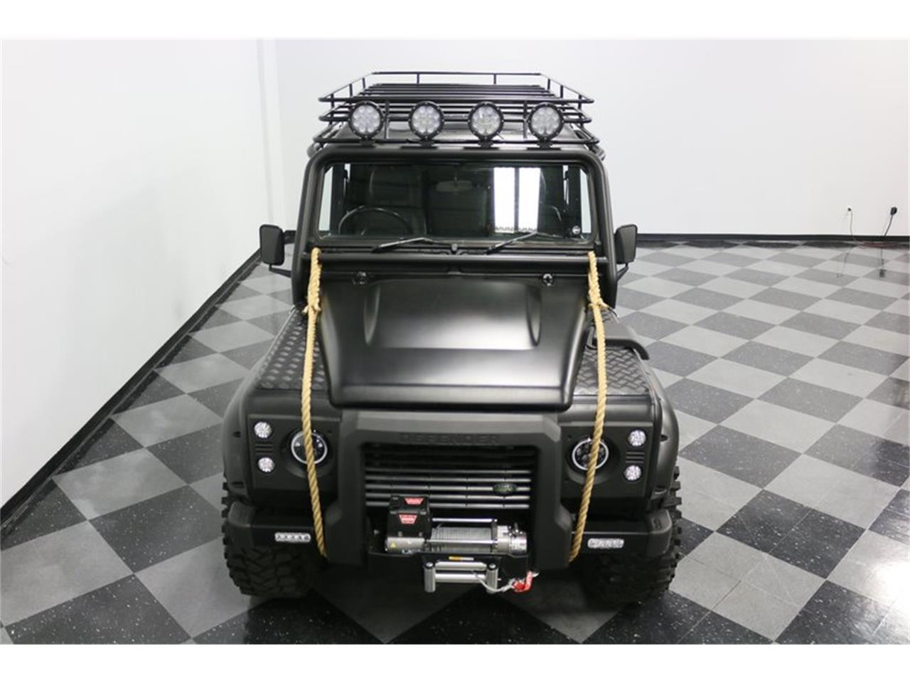 Large Picture of 1991 Land Rover Defender located in Texas Offered by Streetside Classics - Dallas / Fort Worth - PD5S