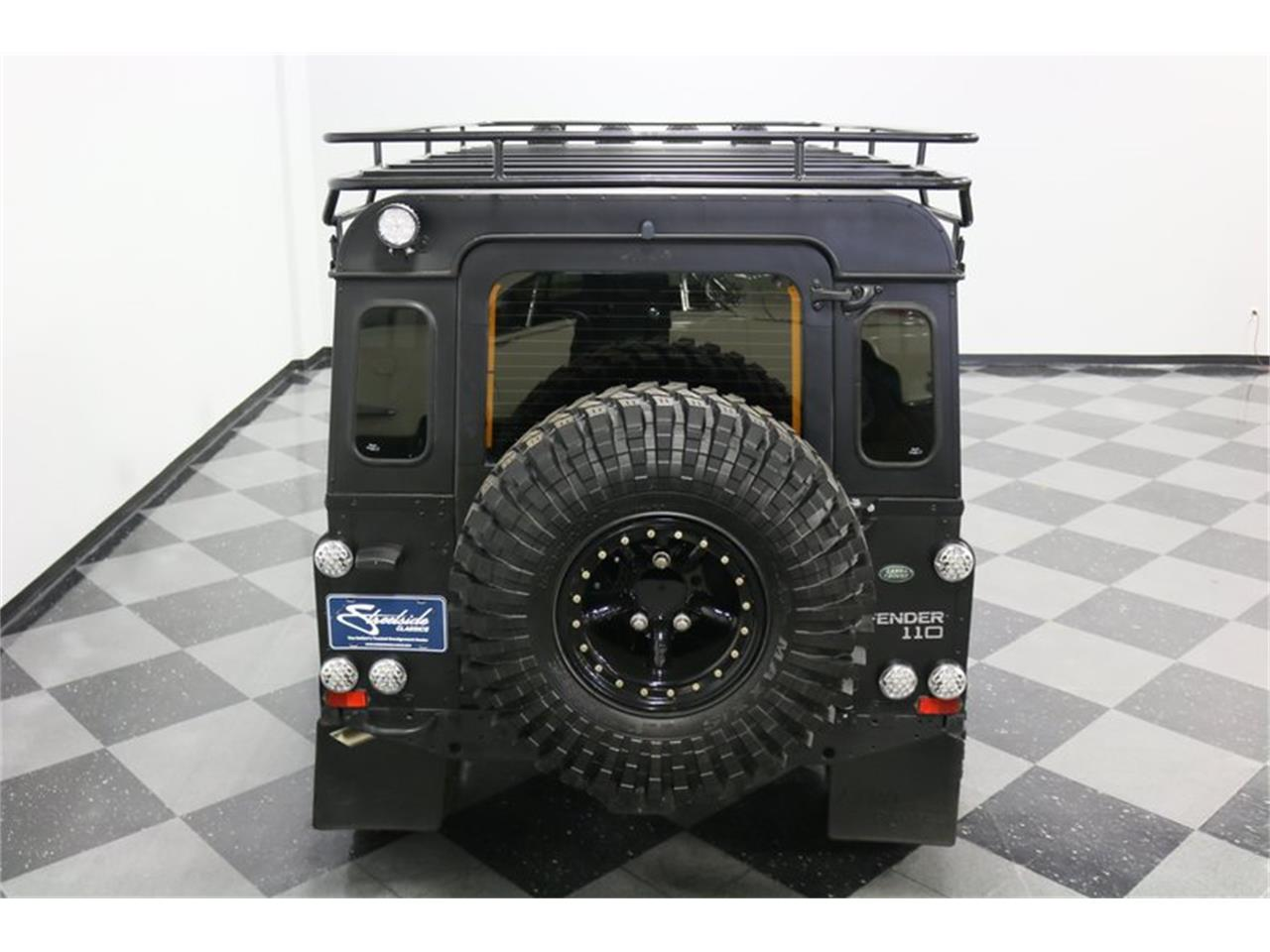 Large Picture of 1991 Land Rover Defender - $114,995.00 Offered by Streetside Classics - Dallas / Fort Worth - PD5S