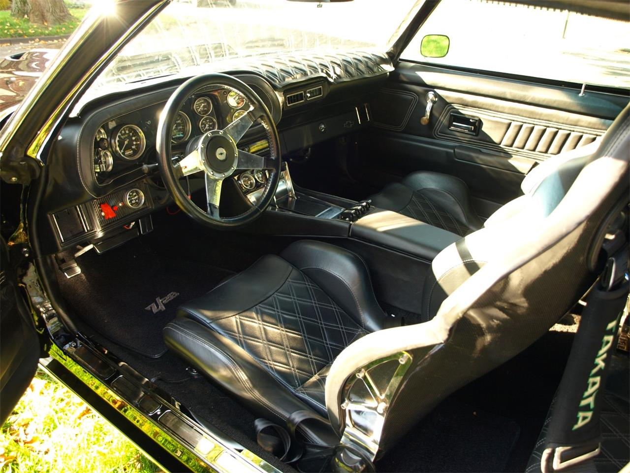 Large Picture of '71 Chevrolet Camaro RS Z28 located in Limburg - $145,000.00 Offered by a Private Seller - PD5X