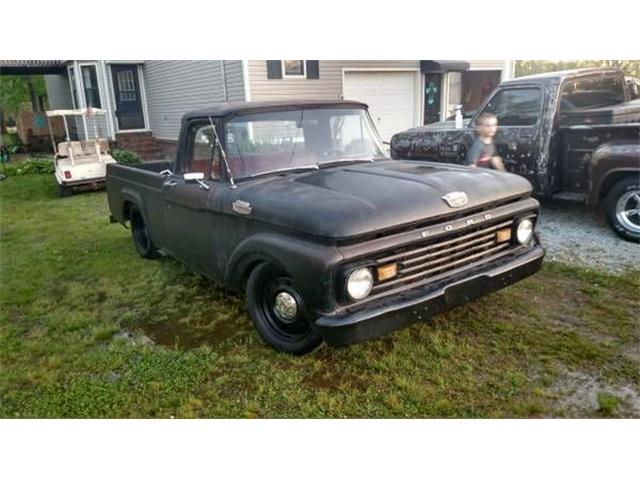 Picture of '63 F100 - PD78