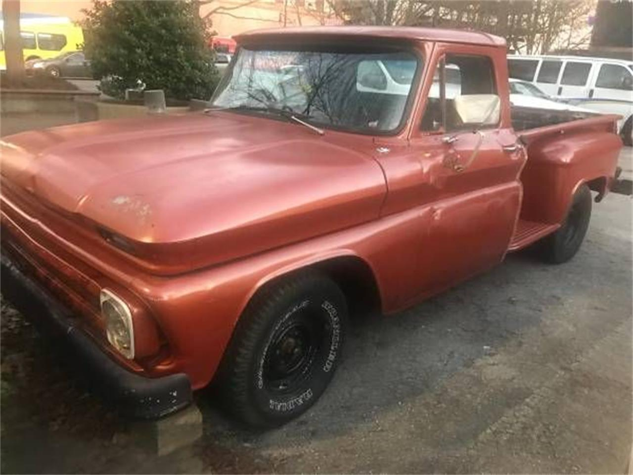 For Sale: 1965 GMC Pickup in Cadillac, Michigan