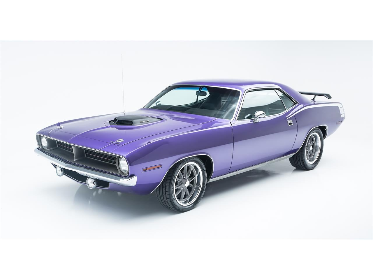 1970 Plymouth Hemi Cuda For Sale Cc 1180354 Barracuda Large Picture Of 70 Parm