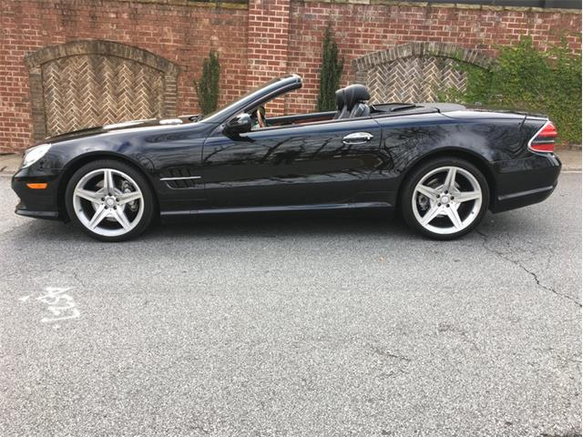 Picture of 2011 Mercedes-Benz SL550 - PD8J
