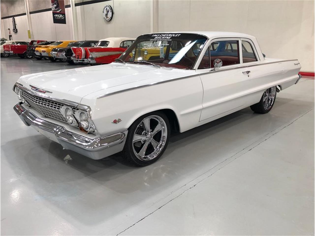 Large Picture of '63 Biscayne - PD8L