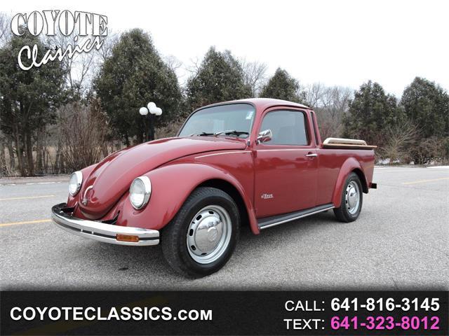 1972 Volkswagen Pickup