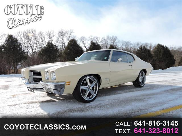 Picture of Classic 1971 LeMans located in Iowa Offered by  - PDAO