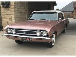 Picture of Classic '62 Buick Skylark Auction Vehicle Offered by Leake Auction Company - PDAZ
