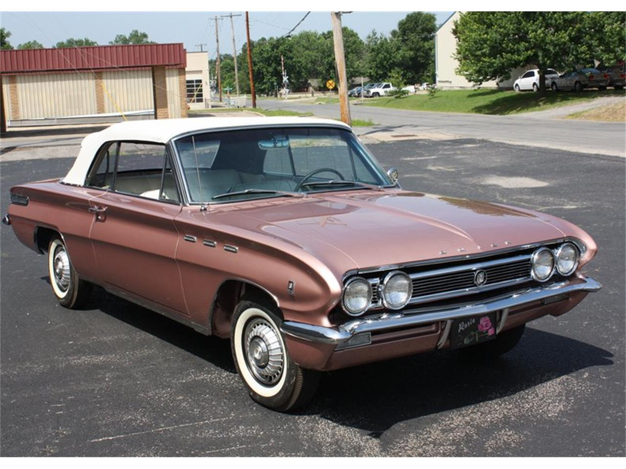 Large Picture of 1962 Buick Skylark located in Oklahoma City Oklahoma Offered by Leake Auction Company - PDAZ