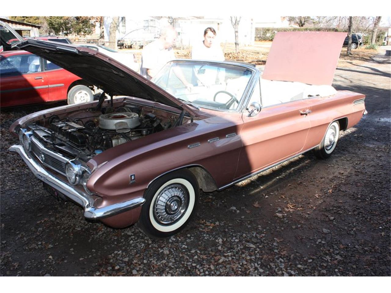 Large Picture of Classic '62 Skylark located in Oklahoma City Oklahoma Auction Vehicle Offered by Leake Auction Company - PDAZ
