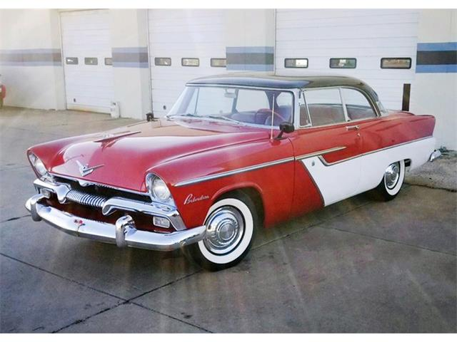 Picture of '55 Plymouth Belvedere located in Oklahoma Auction Vehicle Offered by  - PDB6