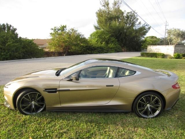 Picture of 2014 Aston Martin Vanquish located in Florida - $128,901.00 Offered by  - PDBK