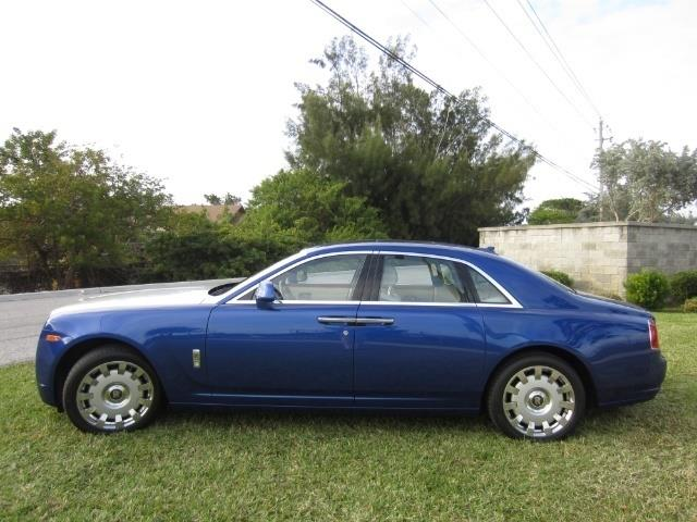 Picture of 2013 Rolls-Royce Silver Ghost located in Delray Beach Florida - PDBL