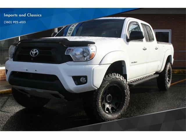 Picture of '14 Toyota Tacoma Offered by  - PDC0