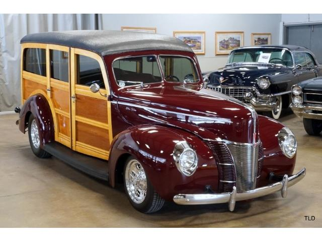 Picture of Classic 1940 Deluxe - $122,000.00 - PDCC