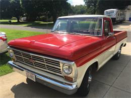 Picture of Classic '68 F100 located in Mogadore Ohio Offered by a Private Seller - PDCT