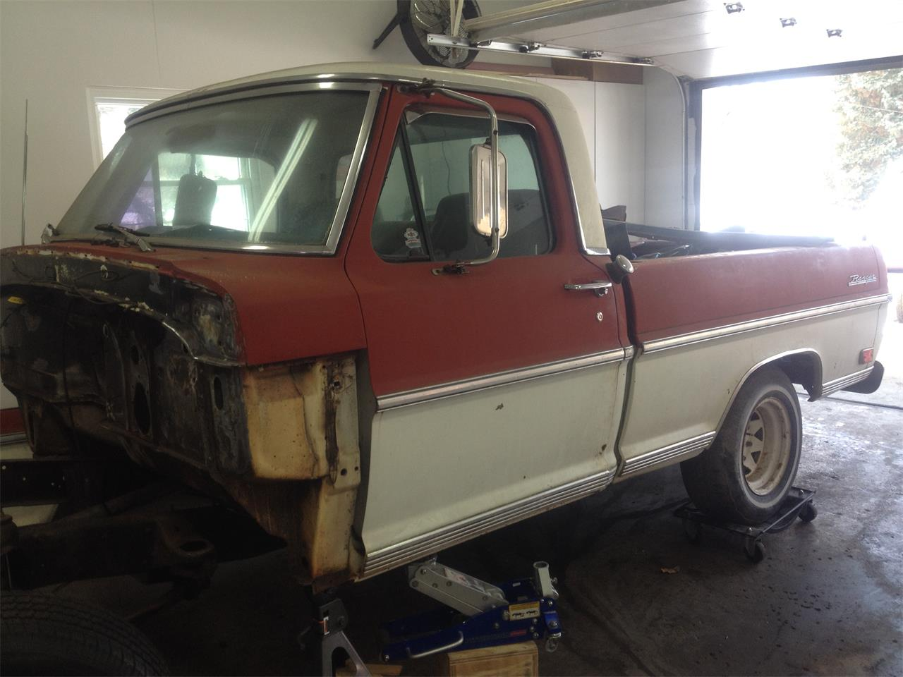 Large Picture of '68 F100 - PDCT