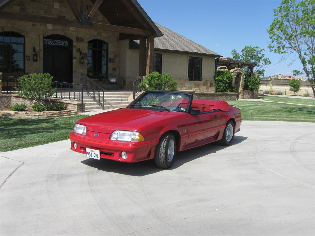Large Picture of '87 Mustang GT - PDD0