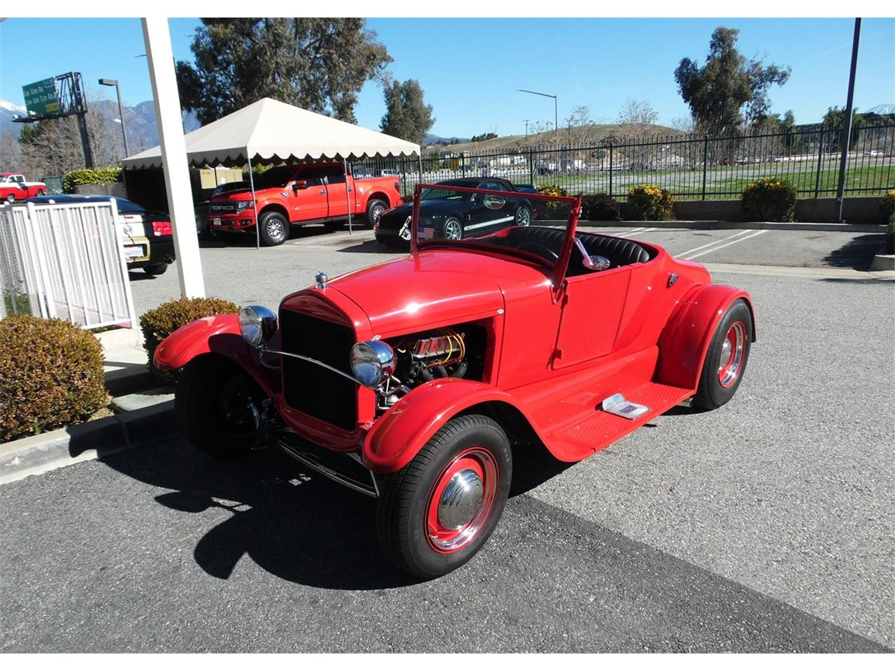 Large Picture of '27 Roadster - PDD9