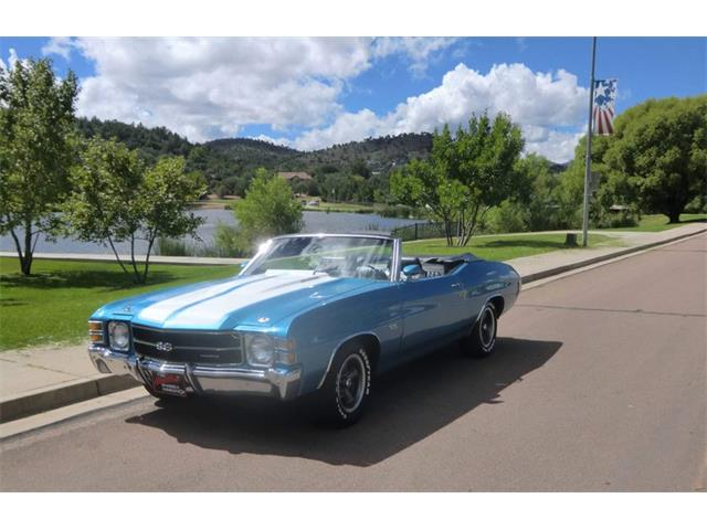 Picture of '71 Chevelle - PAS5