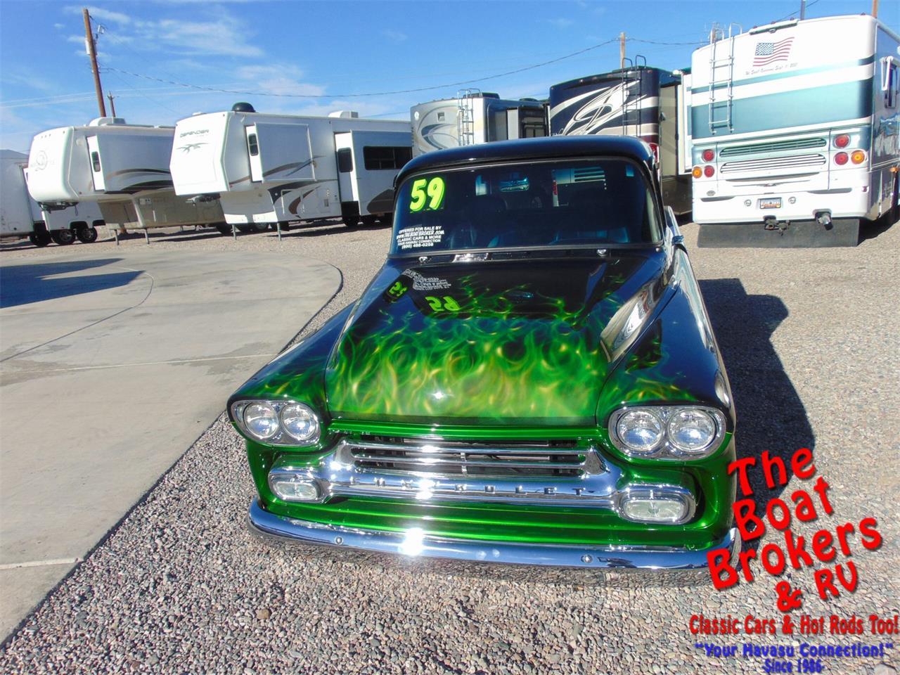 Large Picture of Classic 1959 Chevrolet Apache - $36,900.00 - PDDI