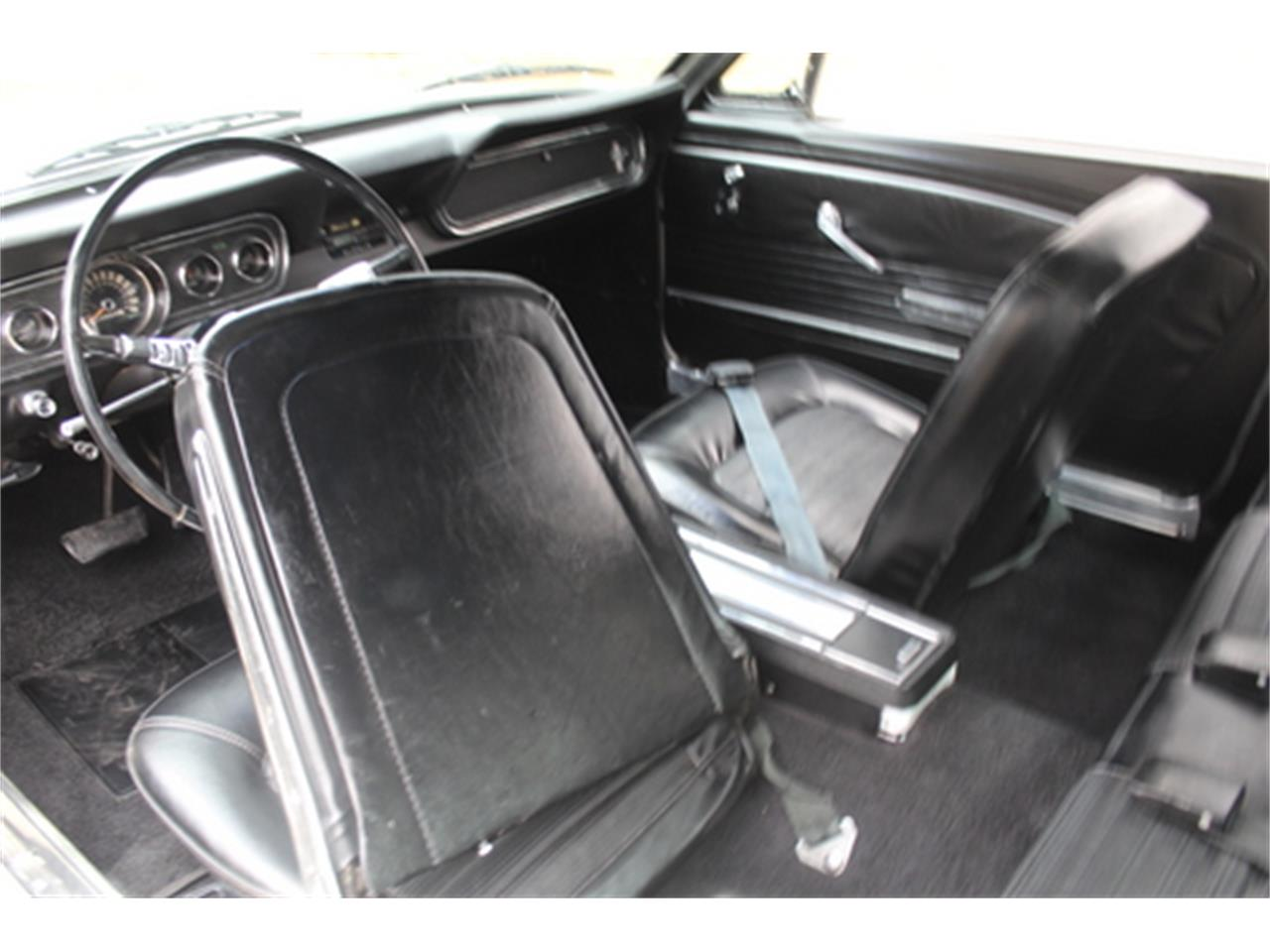 Large Picture of '66 Mustang - PDDP