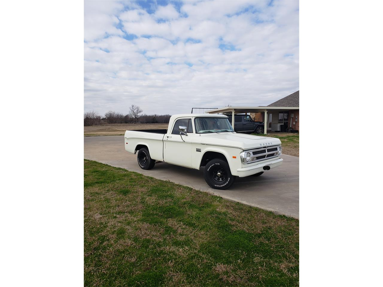 Large Picture of Classic 1970 Dodge D100 located in Texas - PDDT