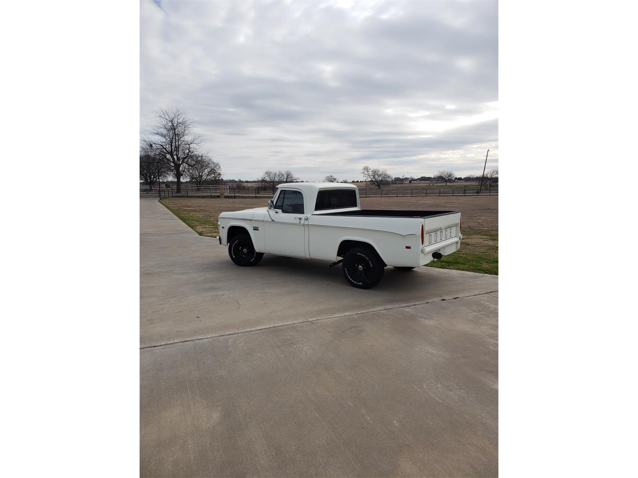 Large Picture of Classic '70 D100 located in Forney Texas - PDDT