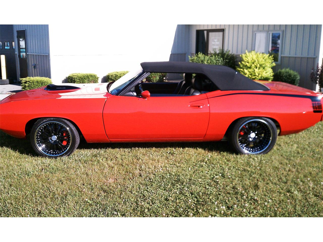 Large Picture of '70 Cuda - PDE6