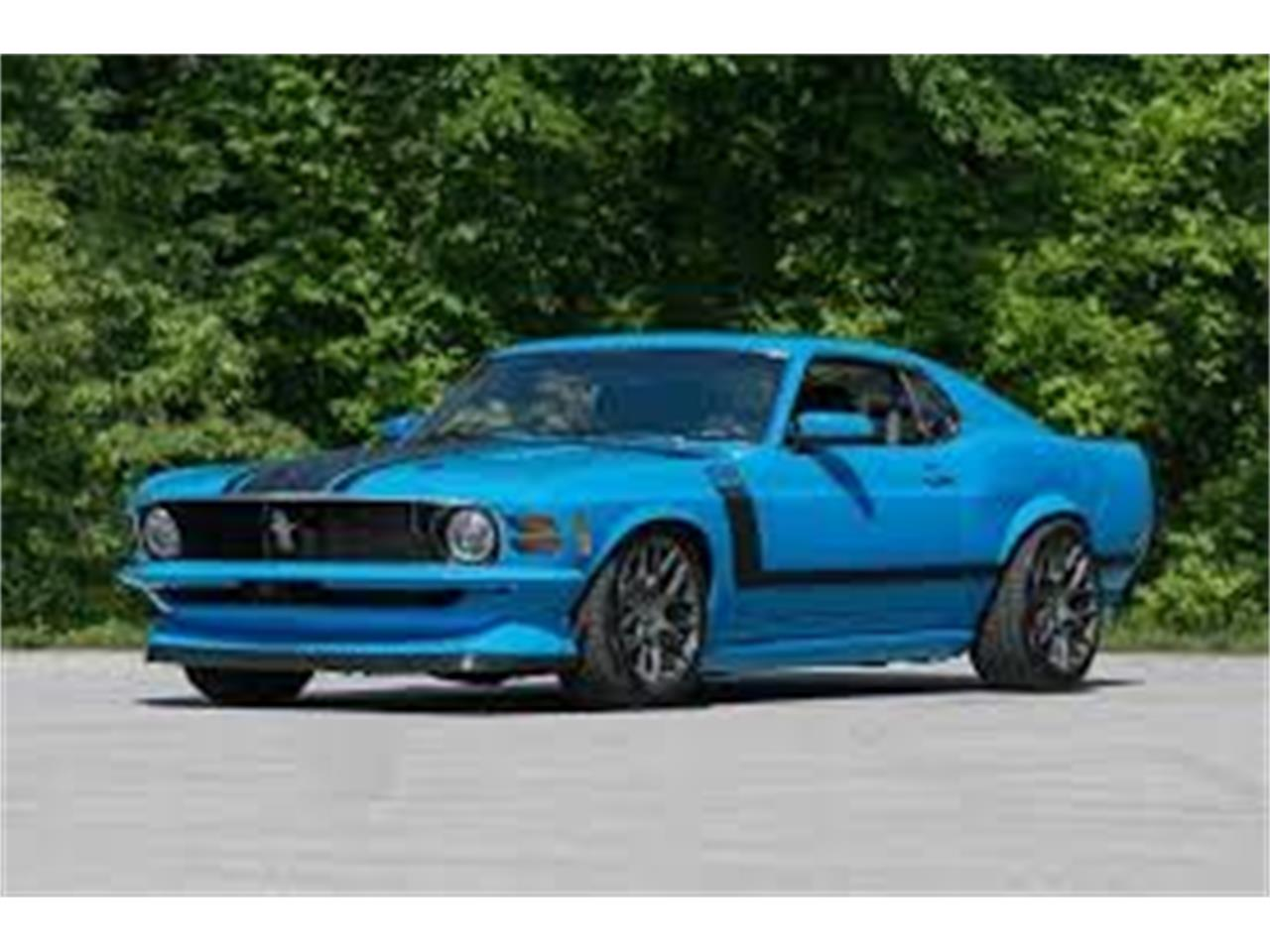 Large Picture of Classic 1970 Ford Mustang located in WVC Utah - $99,999.00 - PDE8