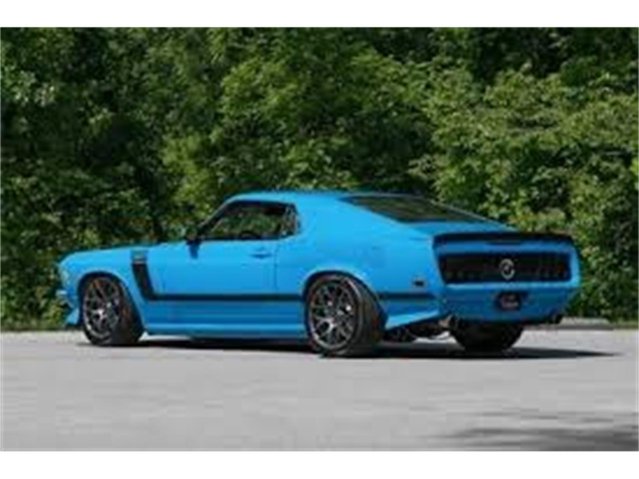 Large Picture of Classic '70 Ford Mustang - PDE8