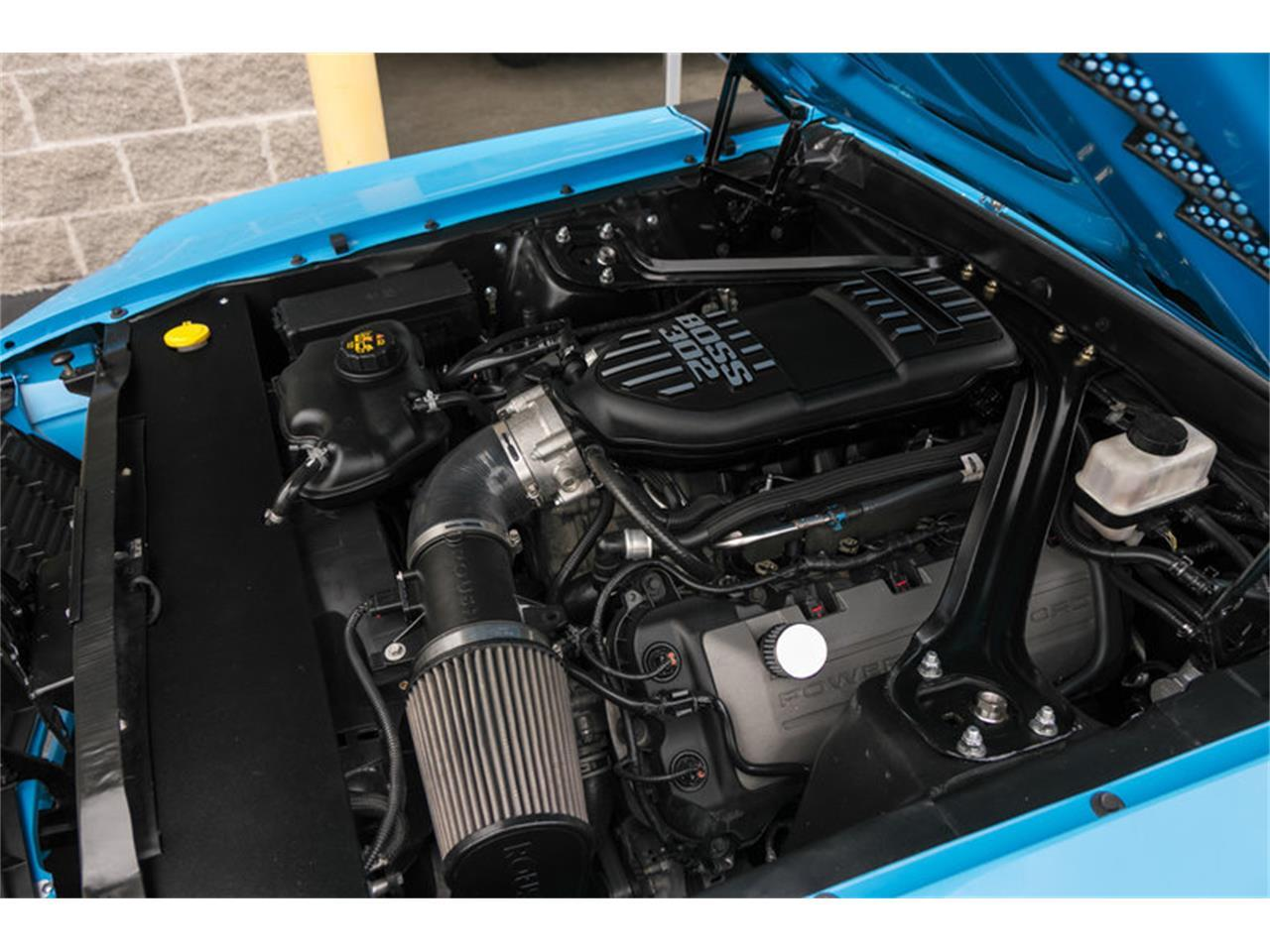 Large Picture of '70 Mustang - PDE8