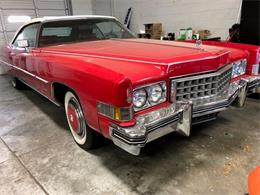 Picture of Classic '73 Cadillac Eldorado Offered by GAA Classic Cars Auctions - PAS9