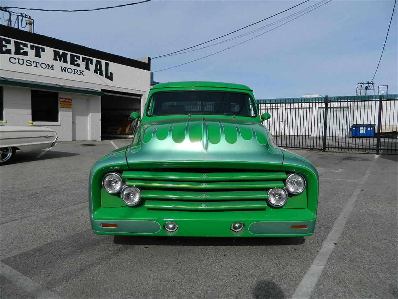 Large Picture of 1955 Ford F100 located in California Offered by Classic Car Marketing, Inc. - PDEJ