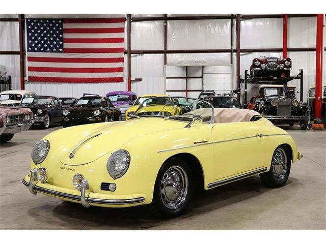 Picture of '57 Porsche Speedster located in Kentwood Michigan - $29,900.00 - PDF2
