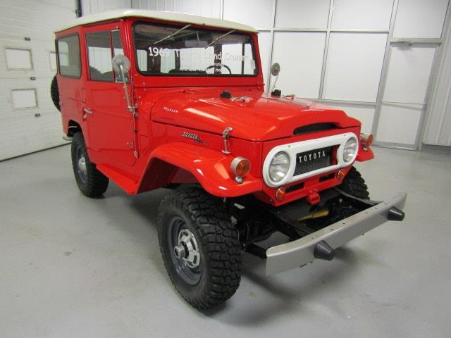 Picture of Classic '69 Toyota Land Cruiser FJ located in Virginia - $49,991.00 Offered by  - PDFG
