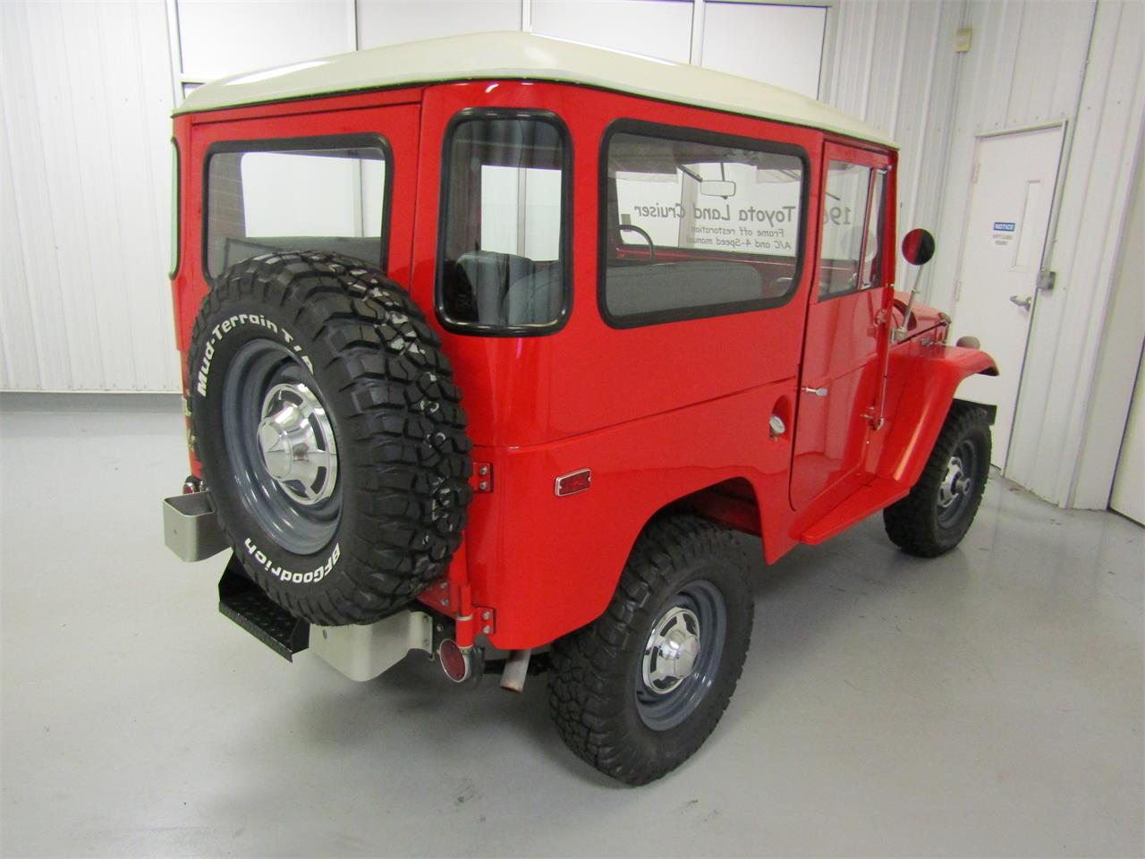 1969 toyota land cruiser fj for sale classiccars com cc 1183804large picture of classic 1969 toyota land cruiser fj $49,991 00 offered by duncan imports \u0026